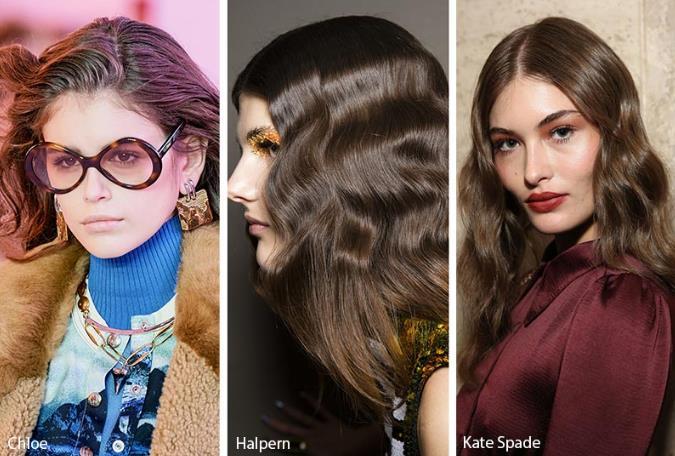 καφέ σοκολατί χρώμα για γυναικεία μαλλιά