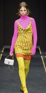 κίτρινο καλσόν με σχέδια κίτρινο φόρεμα 8 Τάσεις στα νύχια που θα κυριαρχήσουν Χειμώνα 2020