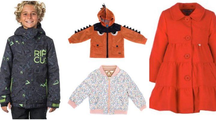 24 Όμορφα παιδικά μπουφάν για αγόρια και κορίτσια!