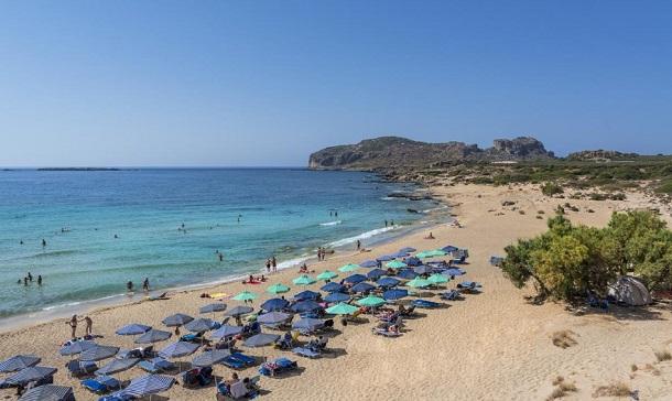 καλύτερες παραλίες Χανιά