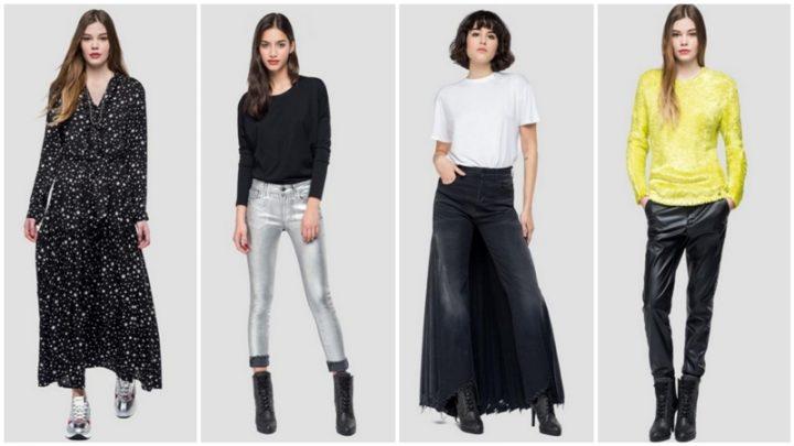 Νέα γυναικεία collection Replay για τον χειμώνα 2020