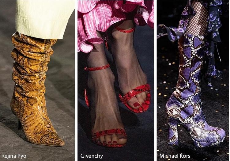παπούτσια animal prints