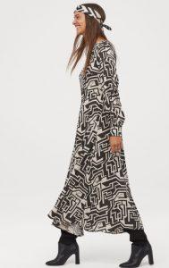 γυναικεία φορέματα h&m χειμώνας 2020