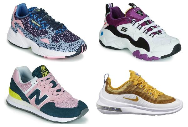 Αθλητικά γυναικεία παπούτσια για το 2020