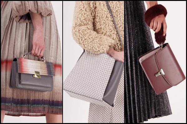 Νέα collection Axel τσάντες για το Χειμώνα 2020