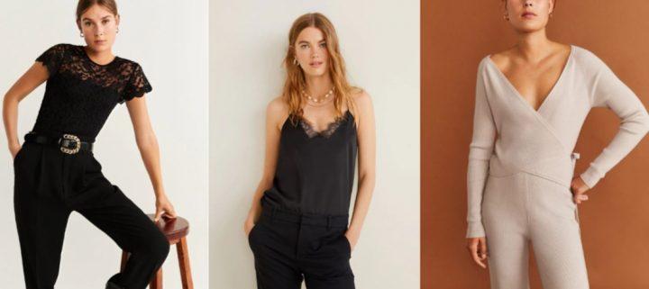 Γυναικεία ρούχα Mango για το Χειμώνα 2019-2020