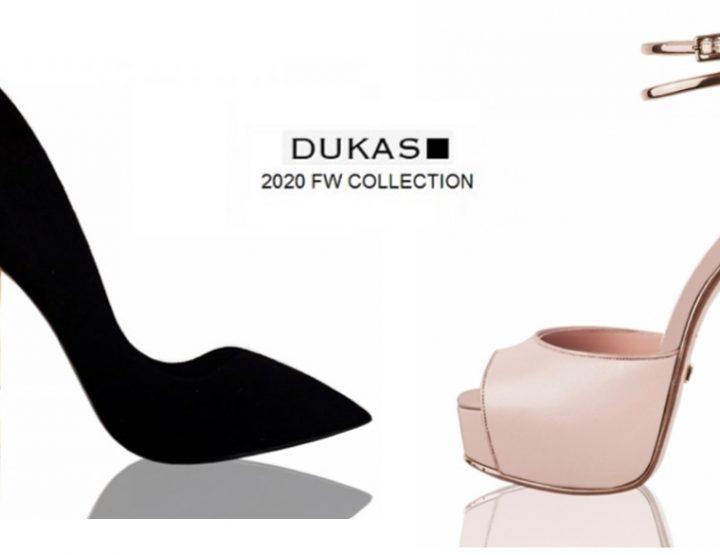 Γυναικεία παπούτσια Dukas Φθινόπωρο - Χειμώνας 2020