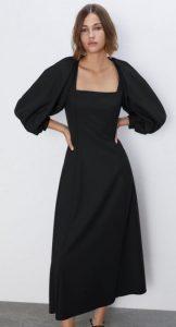 γυναικεία φορέματα zara φθινόπωρο χειμώνας 2020