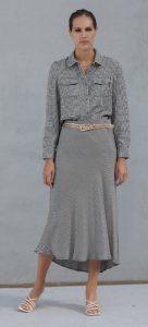 γυναικείες φούστες zara χειμώνας 2020