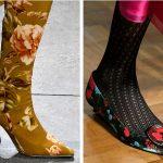 Μπότες φλοράλ