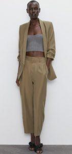 φθινοπωρινά γυναικεία παντελόνια zara