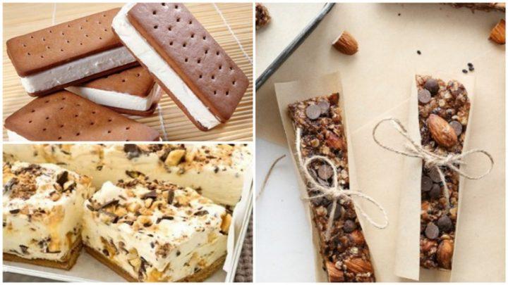 3 Εύκολα και γευστικά γλυκά κατάψυξης που πρέπει να δοκιμάσεις!