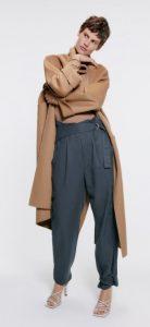 γυναικεία παντελόνια zara χειμώνας 2020