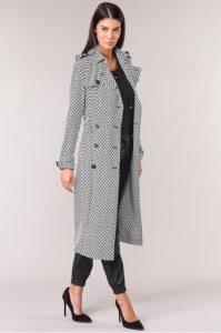 καρό παλτό