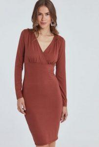 Κρουαζέ φορεμα Νέα Collection Celestino
