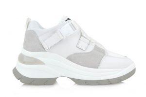 λευκά sixty seven sneakers