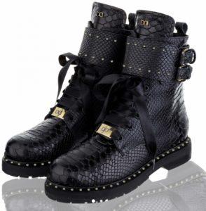 γυναικείες μπότες μποτάκια dukas 2020