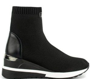 slip on μαύρο γυναικείο παπούτσι