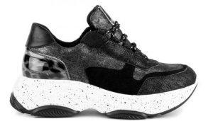 μεταλλιζέ γυναικείο αθλητικό παπούτσι