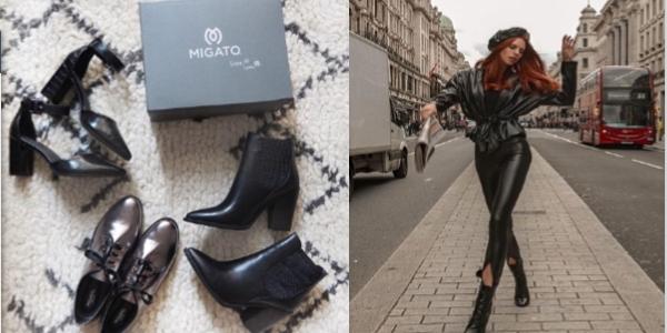 Η νέα συλλογή παπουτσιών της Migato για τον Χειμώνα 2020