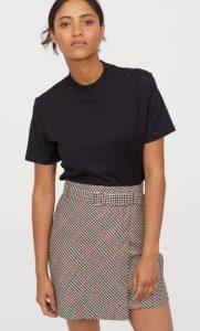 κοντή φούστα με ζώνη ediva.gr