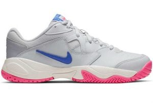 Nike cortez ασημί