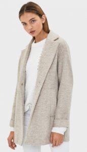 off white παλτό