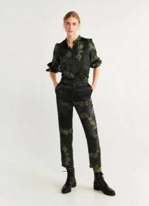 παντελόνι τύπου militer