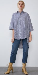 oversized χειμερινά γυναικεία πουκάμισα