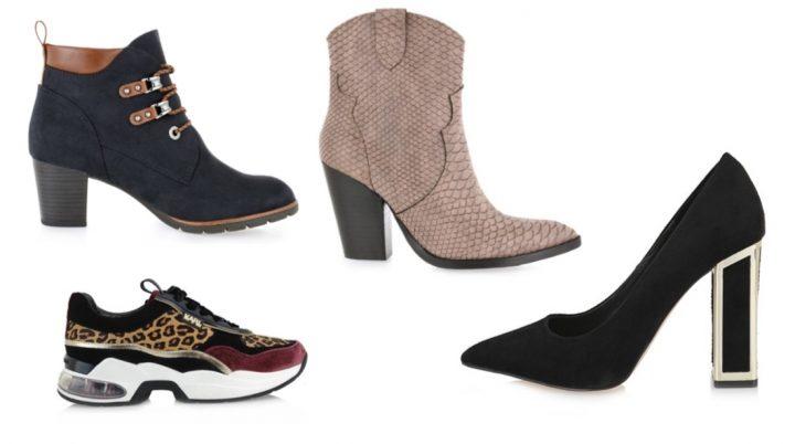 Χειμερινά Γυναικεία παπούτσια Tsakiris Mallas 2020