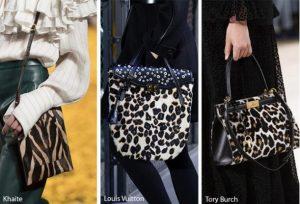 γυναικείες τσάντες animal print