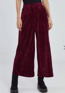 Βελουτέ παντελόνα