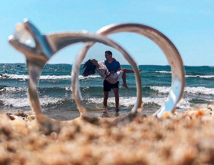 Όμορφες βέρες αρραβώνα και γάμου από τον MATTEO!