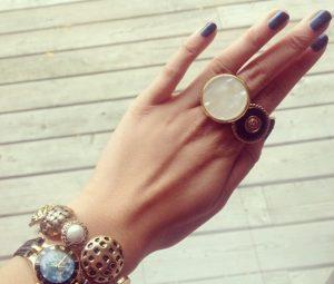 Βίντατζ δακτυλίδι