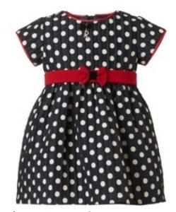 βρεφικό φόρεμα κοριτσάκι Mini Raxevsky