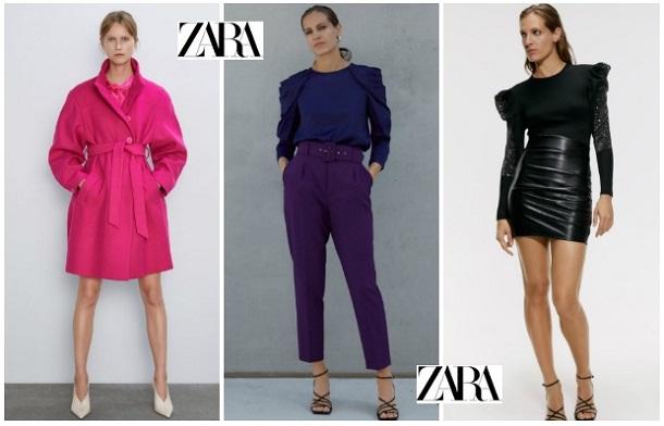Νέα γυναικεία ρούχα Zara για τον Χειμώνα 2020