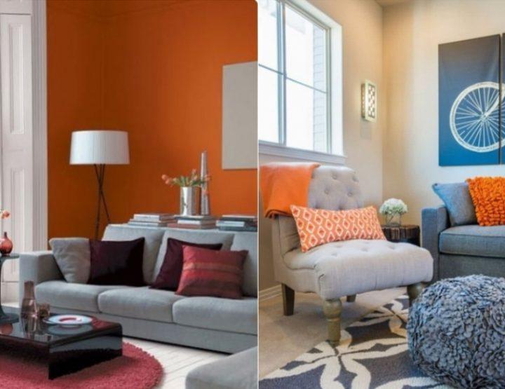 4 Χρώματα τοίχων σαλονιού για το 2020