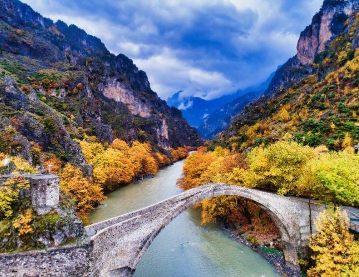 5 Ιδανικοί προορισμοί στην Ελλάδα για διακοπές το χειμώνα!