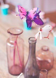 άγριες πεταλούδες