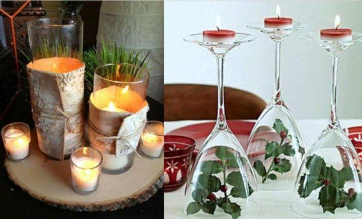 16 Ιδέες για διακόσμηση με κεριά!