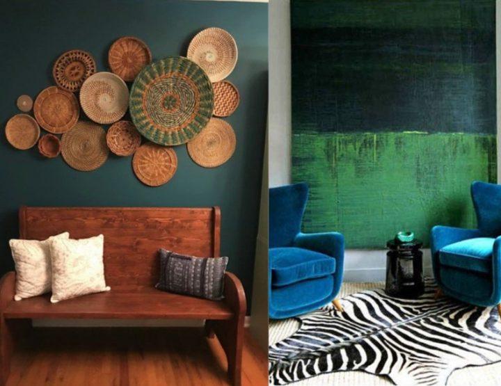 6 Ιδέες για τη διακόσμηση τοίχου που θα τον μεταμορφώσουν!