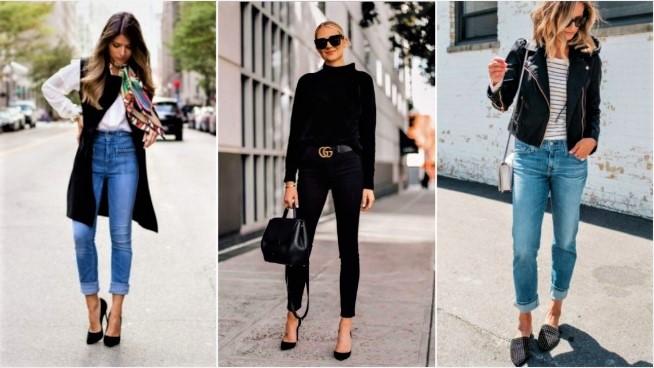 Τα 5 είδη τζιν παντελονιού που κάθε γυναίκα πρέπει να έχει!