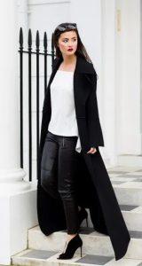 χειμερινό γυναικείο ντύσιμο δερμάτινο παντελόνι