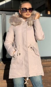 γυναικείο ντύσιμο παλτό μπουφάν