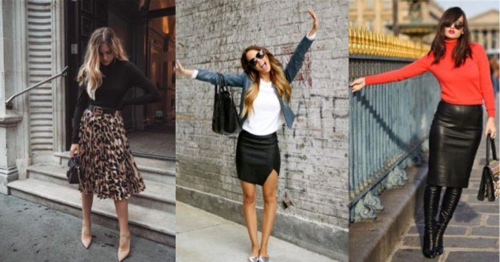 Ποια φούστα να διαλέξεις ανάλογα με το σωματότυπο σου!