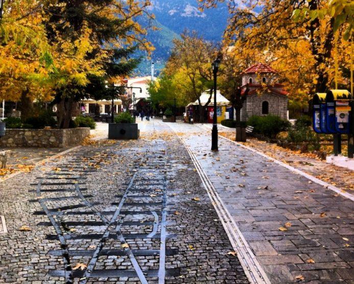 Ελληνικοί χειμερινοί προορισμοί που πρέπει να πας!