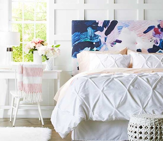 πολύχρωμο καβαλάρι οικονομικοί τρόποι ανανεώσεις υπνοδωμάτιο