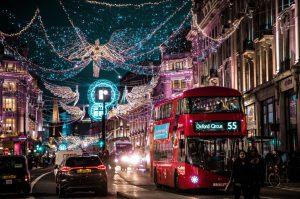 Λονδίνο τα Χριστούγεννα