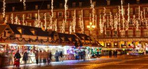Μαδρίτη τα Χριστούγεννα