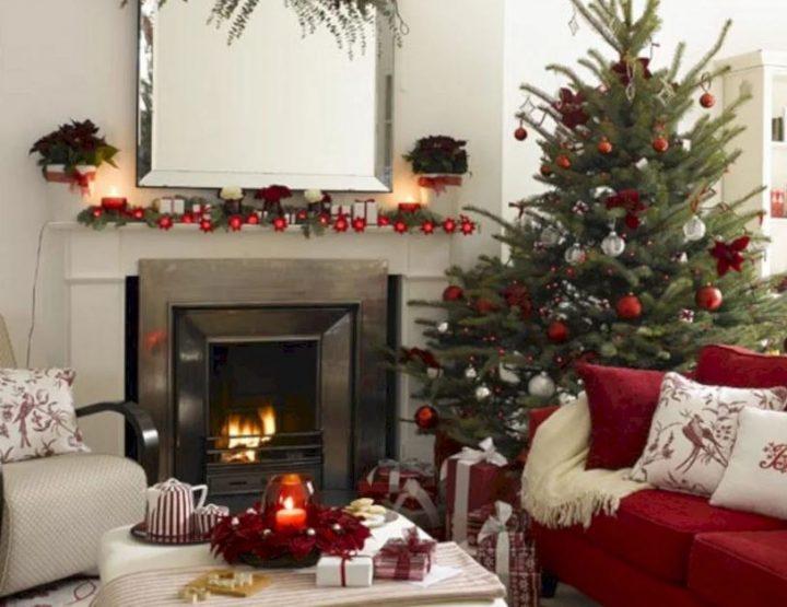 15 Ιδέες για Χριστουγεννιάτικη διακόσμηση!